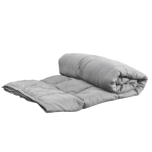 "Queen//Full SIze 72 x 48/"" 80 x 60/"" Promoted Deep Sleep Weighted Blanket"