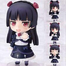 Nendoroid 144 Ore no Imouto Oreimo Kuroneko Kirino PVC Figure Anime Toy Gift