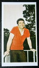 TOM JONES  Singer    Vintage 1960's   Photo Card ## EXC