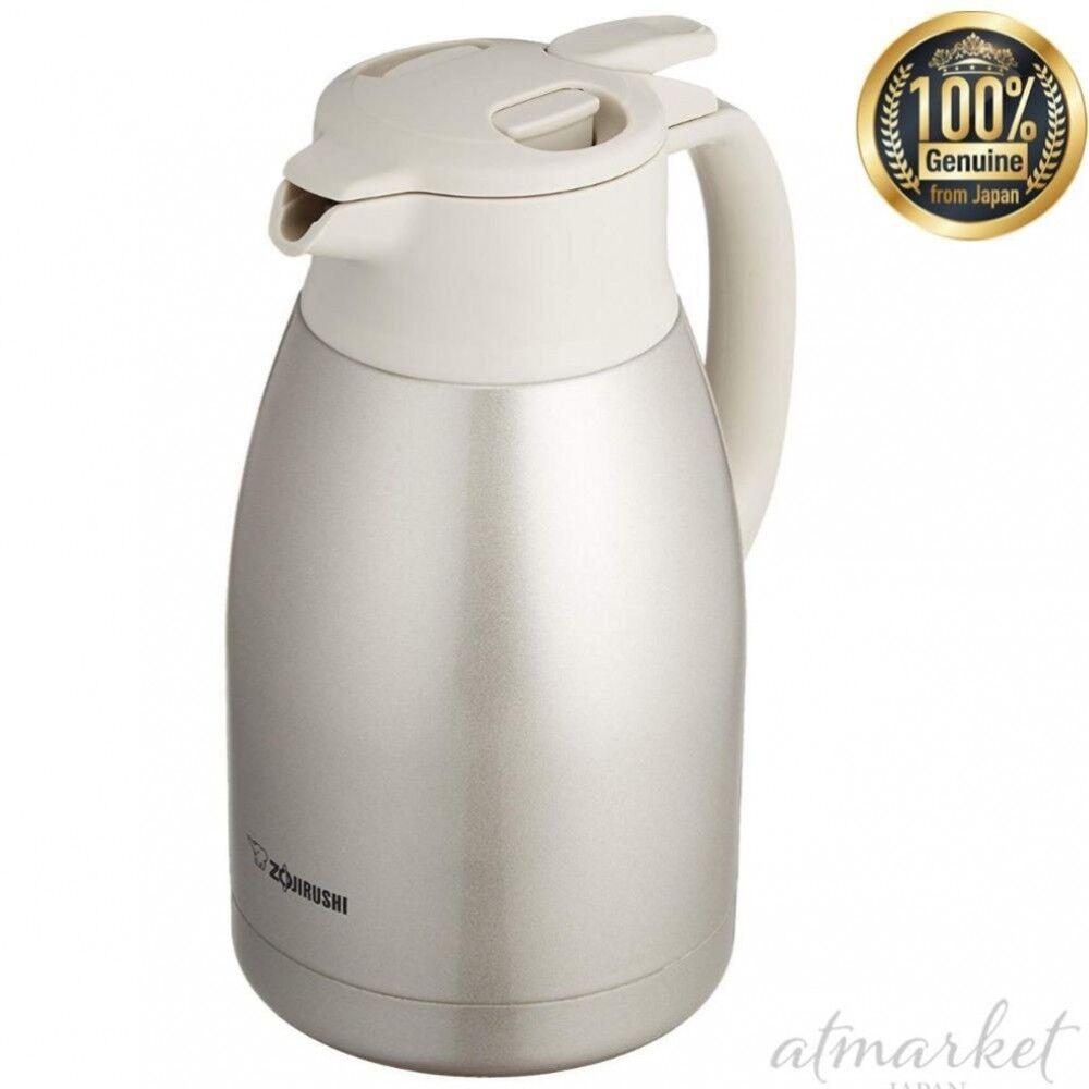 Zojirushi SH-HB15-SA Acier Inoxydable Pot 1.5L L Argent Véritable de Japon Neuf