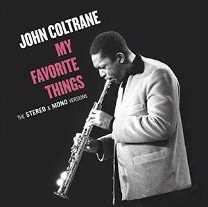 John-Coltrane-My-Favorite-Things-Mono-amp-Stereo-Original-Recordings-New-CD-R
