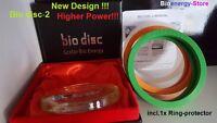 1x 100% Authentic Bio Disc 2 Quantum Scalar biodisc Health Amazing Power Energy