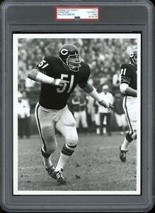 Dick-Butkus-1965-Chicago-Bears-NFL-Type-1-Original-Photo-PSA-DNA-Malcolm-Emmons