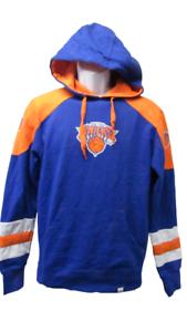 New York Knicks Mens Sizes S-M-L-XL-2XL Blue/Orange Light Weight Hoodie