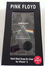 NEW Apple iPhone 5 hard shell snap on case Pink Floyd The Dark Side of the Moon