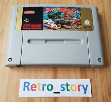 Super Nintendo SNES Street Fighter II PAL