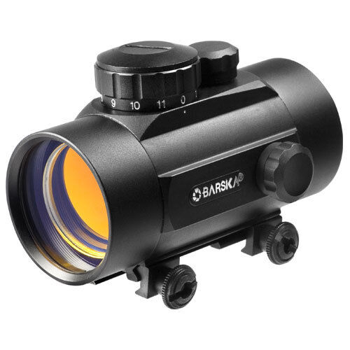 Barska 1x42 Red Dot Scope Sight Fit on Weaver Picatinny Style Rail AC10330