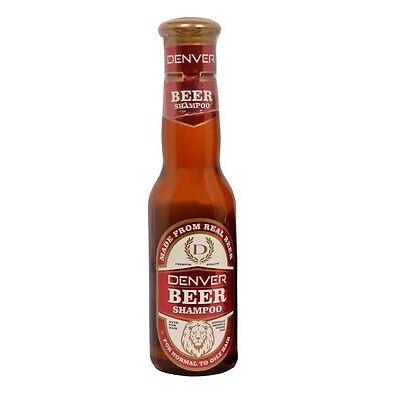 Denver Beer Shampoo, 200ml