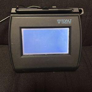 Topaz Systems T Lbk750 Bhsb R Electronic Signature Capture