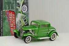 1932 Ford 3 Window  Deuce Series synergy grün release # 6  1:18  ACME GMP