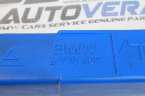 BMW F20 E82 E87 F30 F31 E90 E91 E92 F10 F11 GENUINE WARNING TRIANGLE WITH CASE