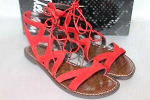 Lace Red Edelman Up Blood Gladiator Gemma N08oynwvmp Newnibsam Suede dthsrCQ