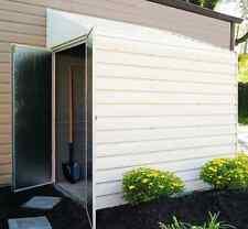 4x10 Storage Shed Lawn Utility Garden Storage Kit
