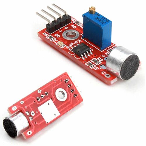 New Microphone Sensor AVR PIC High Sensitivity Sound Detection Module