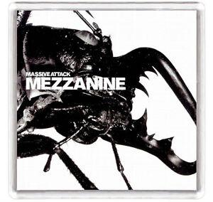 MERCURY REV DESERTER/'S SONGS LP COVER FRIDGE MAGNET IMAN NEVERA