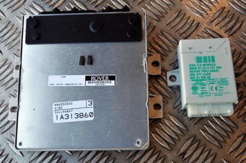 Land Rover Freelander 1.8i petrol ECU kit NNN100710 YWC106631 with 2 chips