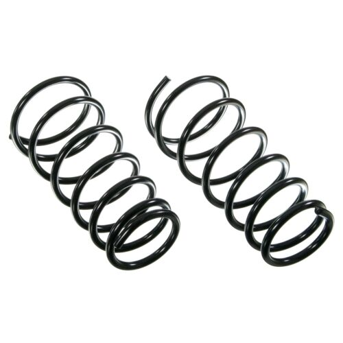 For Jeep Grand Cherokee 1999-2004 Front Constant Rate 180 Coil Spring Set Moog