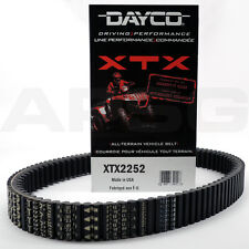 POLARIS DAYCO BELT TORQUE Clutch Drive  RZR Ranger XP EPS  900 1000 XTX2252