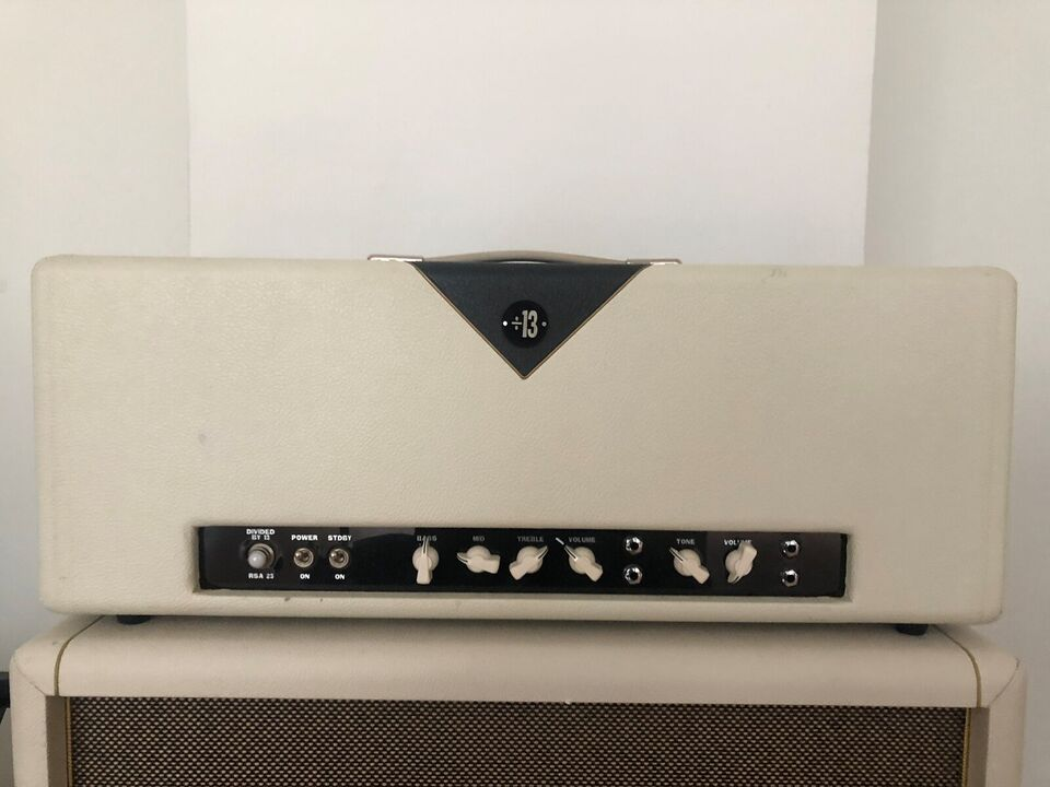 Guitarforstærker, Divided By 13 RSA 23, 23 W