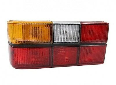 URO Parts 1372449 Left Tail Light Assembly with Black Trim