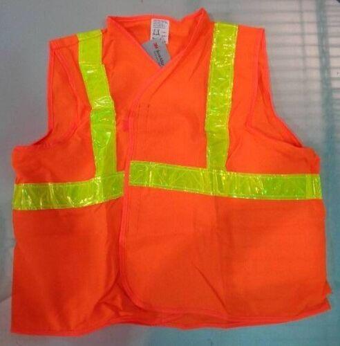 Reflective Safety Vest L XXL or XXXL