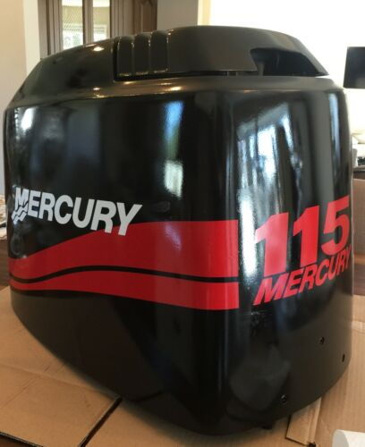 Mercury Outboard  25-250 HP Big foot Four stroke  Mercury outboard Decals