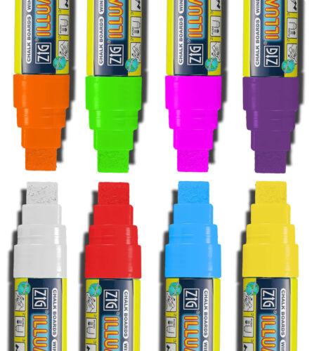 Kuretake Zig Illumigraph Fluorescente amplio marcador pluma de 6mm PMA-510