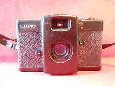 Lomo LC-A Kamera Camera Lens Minitar 2,8/32mm UdSSR CCCP