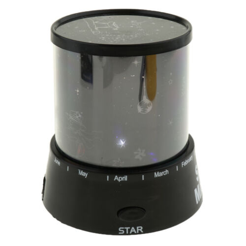 LED Projector Light Starry Night Lights Sky Projector Lamp Master Kids Gift