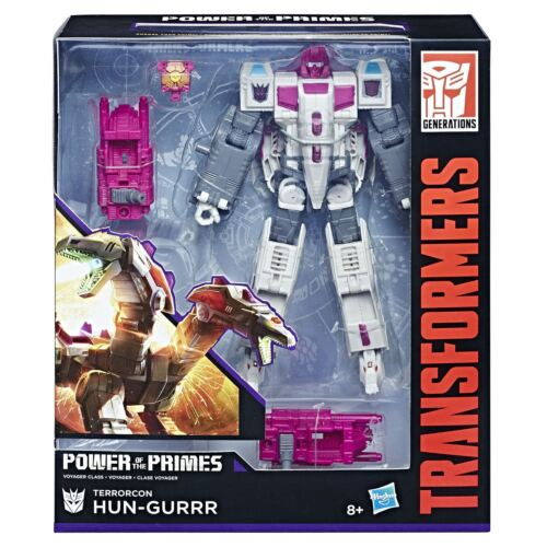 Transformers Generations Power of the Primes Voyager Class Terrorcon HUN-GURR