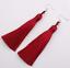 Women-Fashion-Boho-Tassel-Hook-Hoop-Erarrings-Drop-Dangle-Earring-Jewelry thumbnail 225