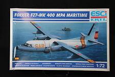 YB045 ESCI 1/72 maquette avion 9113 Fokker F27-MK 400 MPA Maritime SAR