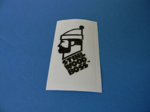WOOD BOSS DECAL FOR STIHL CHAINSAW 024 024AV 028 038 NEW ----------- UP540