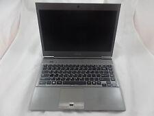 """Toshiba Portege Z930-S9311 13.3"""" Laptop Intel i5 4GB RAM 128GB SSD Windows 10pro"""