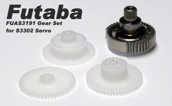 Futaba RC Model Servo Gear Set for R//C Hobby S3153 Servo SG802