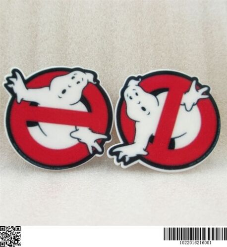 Ghostbuster Flatback Resins x5..... WAS £1.99 NOW 99P !!! !!