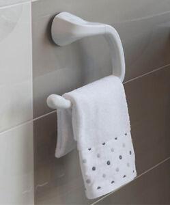 Porta Asciugamani Plastica.Dettagli Su Comodo Stick Porta Salviette Salviettine Portasciugamani Per Bagno In Plastica
