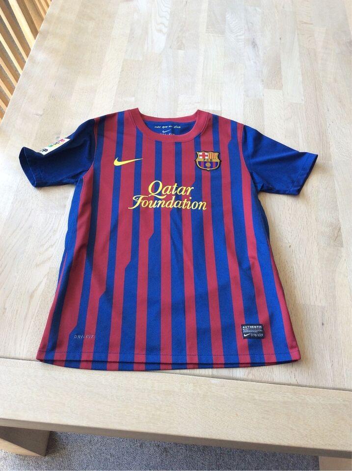 Fodboldtrøje, Barcelona trøje. Original., Nike