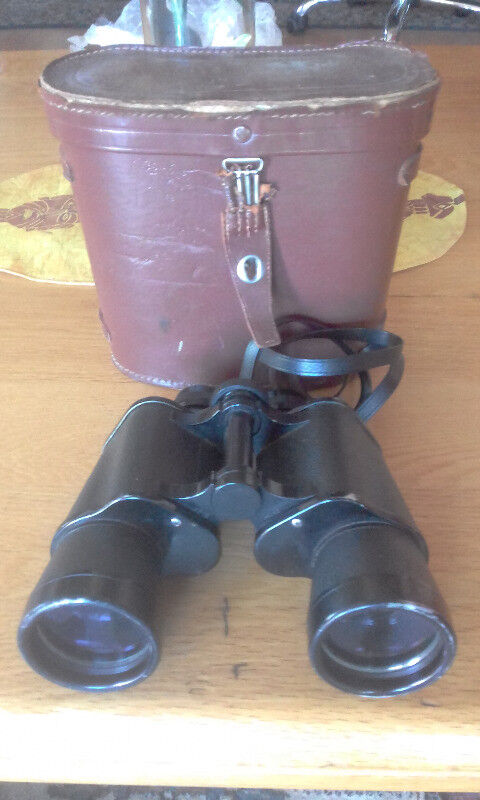 VINTAGE  GERMANY....Subal Clover 10x50 HUNTING Binoculars.... FOR SALE IN KLEINMOND...