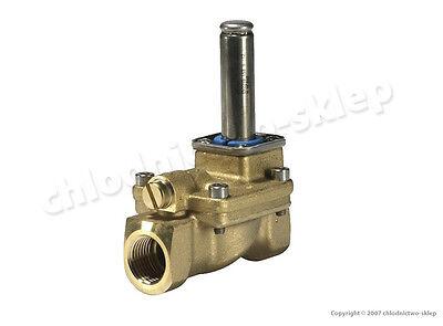 "Solenoid valve Danfoss EV220B 15B, NC, 1/2"", 12V 24V 110V 230V 50/60Hz, 032U7170"