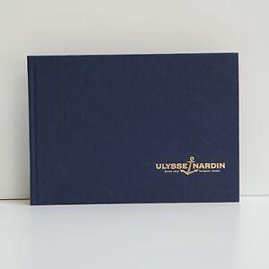 ULYSSE-NARDIN-LIBRO-BOOK-CATALOGO-BLOCKET-CATALOGO-CATALOGO-ANO-2012
