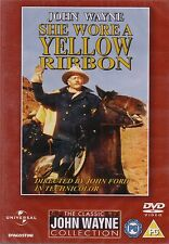 She Wore a Yellow Ribbon (John Wayne) [DVD] Brand New and Sealed