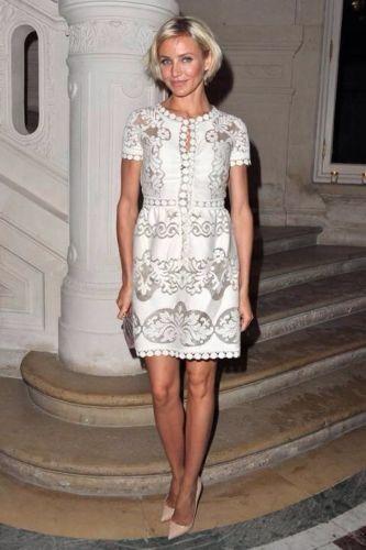 Designer Inspired  Lace Lace Lace Dress valentinoB.S.leavesara CELEBRITIES US8 5c9d4a