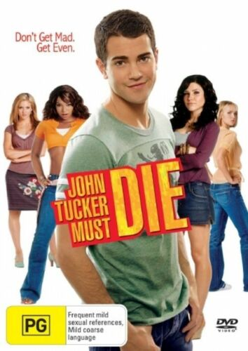 1 of 1 - John Tucker Must Die (DVD, 2007) (Box D147)