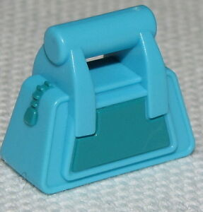 Lego-New-Medium-Azure-Friends-Handbag-Accessories-Handbag-with-Zipper