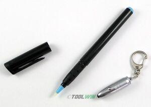 Invisible-Ink-Pen-with-UV-Flashlight-LED-Black-Light-Reactive-Secret-Marker-Set
