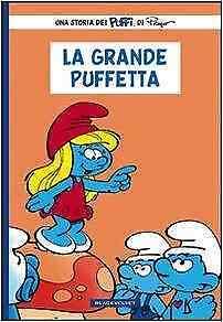 La grande Puffetta Peyo
