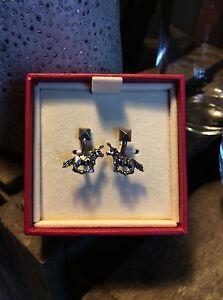 Rockstud incisione 215 brand New Rrp Unicorn £ Valentino con Orecchini q1X5I5aw