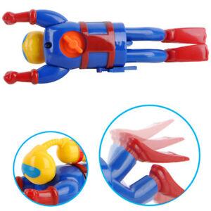 Baby-Badewanne-Spielzeug-Plastik-Uhrwerk-Tauch-Kinder-Lernspielzeug-Geschenk