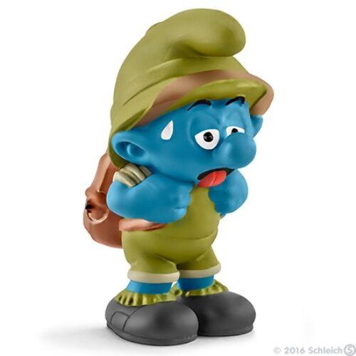 Smurfs Schleich *NEW* 2016 - Jungle Tired Smurf 20779